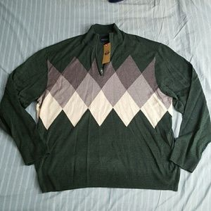 NWT DOCKERS PULLOVER